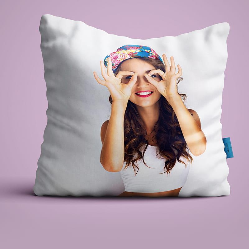 Подушка с вашими фотографиями москва